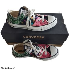 Converse All Star 1985 World Tour Ladies Size 6